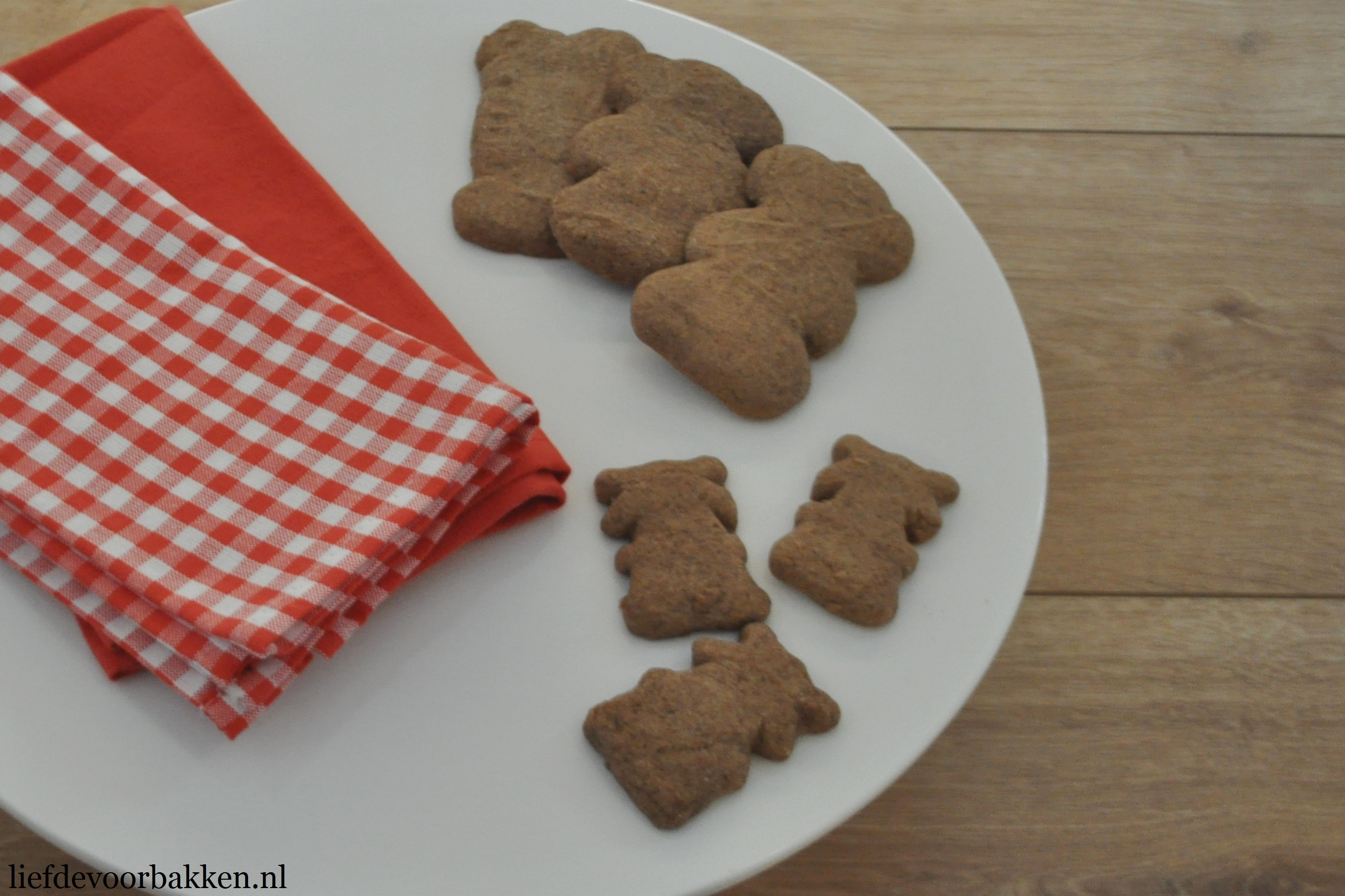 Review In2Bake speculaasjesmix