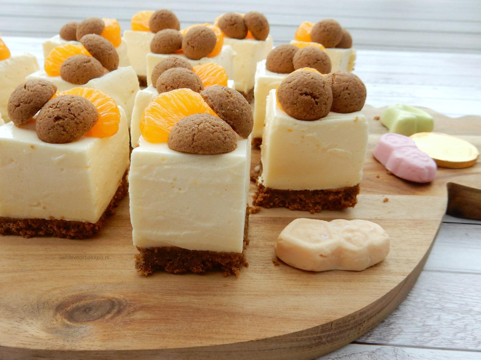 Sinterklaas petit fourtjes – Liefde voor bakken